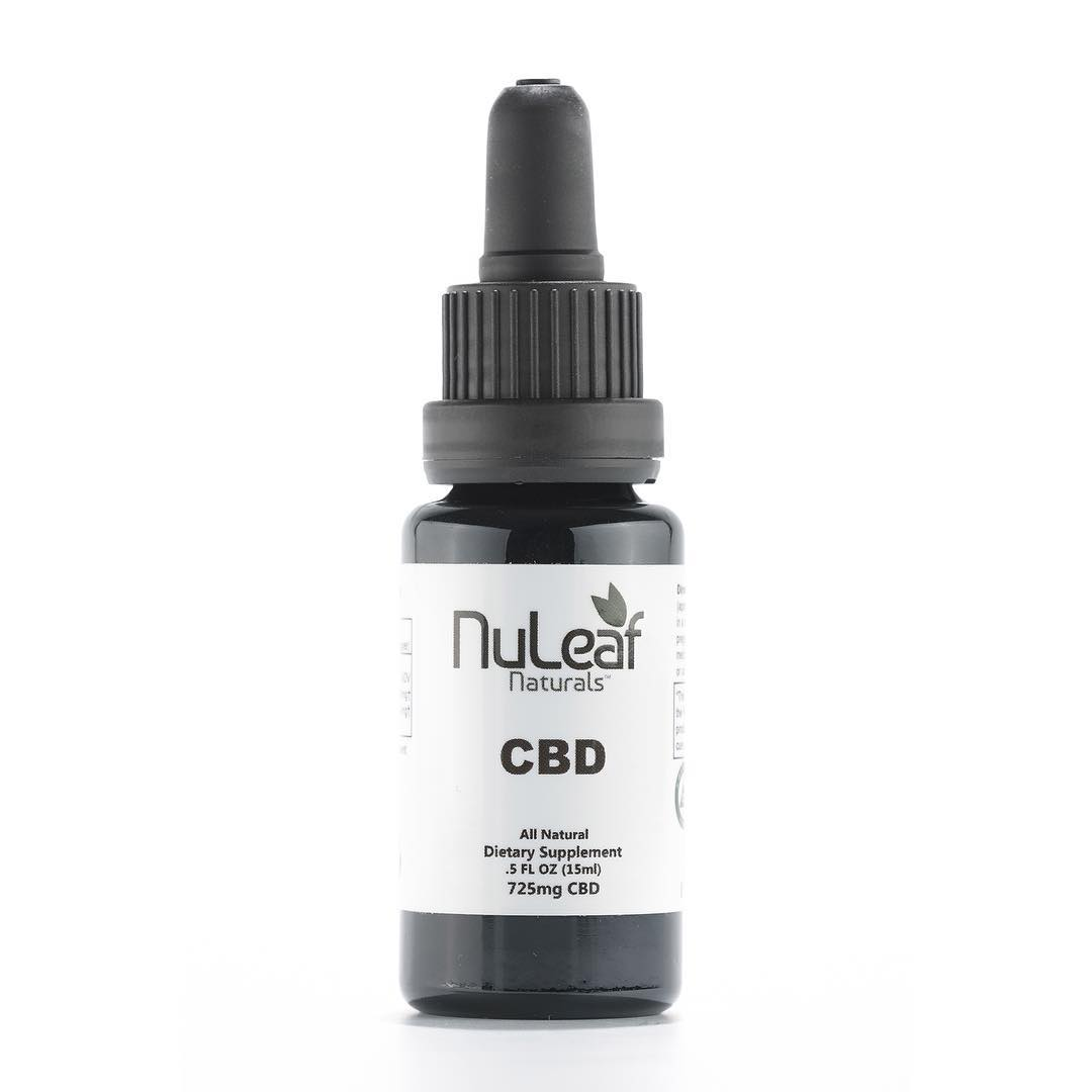 Nuleaf Naturals Pure Full Spectrum Oil