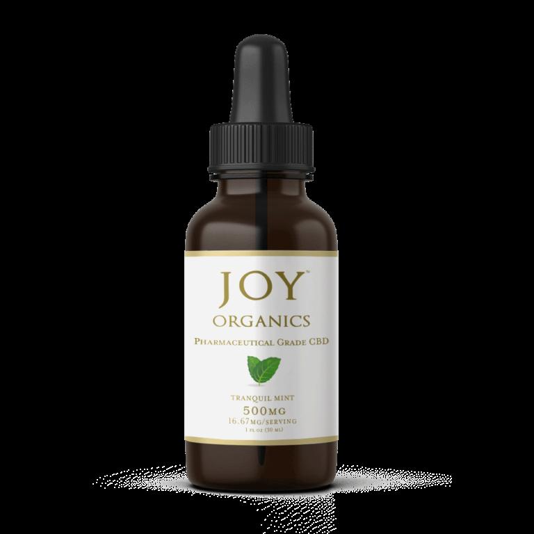 Joy Organics Hemp Oil Review