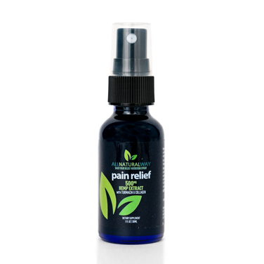 All Natural Way Hemp Oil