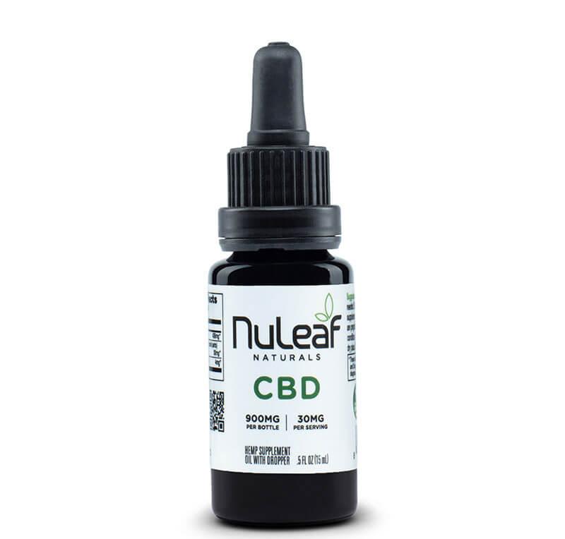 Nuleaf Naturals High Grade Hemp Extracts
